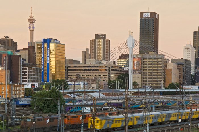 Braamfontein City Walk Tour