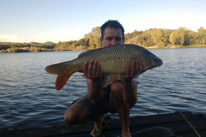 Vaal Fishing Cruise tour