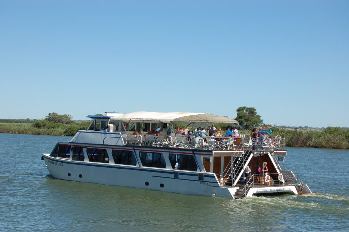 Vaal Sunday Cruise tour