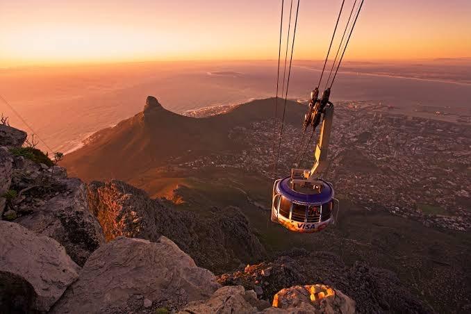 Table Mountain Half Day Tour