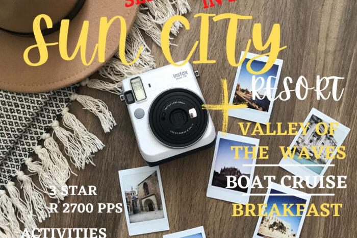 Sun City Spring Break Tour